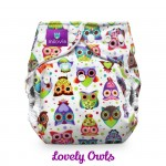 milovia cover OS lovely owls