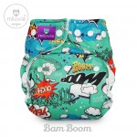 milovia unique bam boom nappy cover one size 1