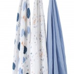 organic swaddle 3 pack into the woods hanging